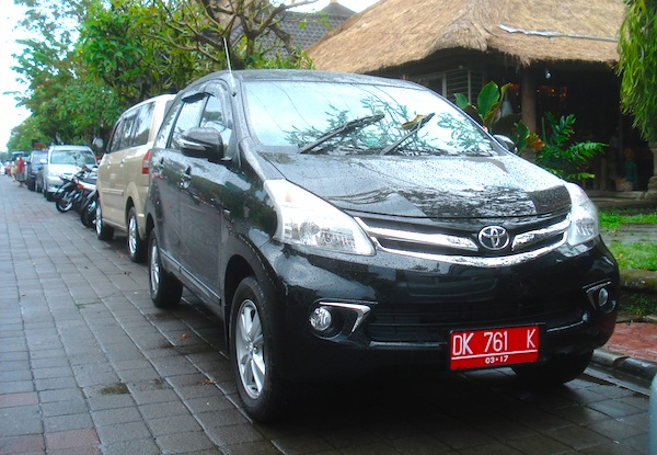 Toyota Avanza Indonesia May 2012b