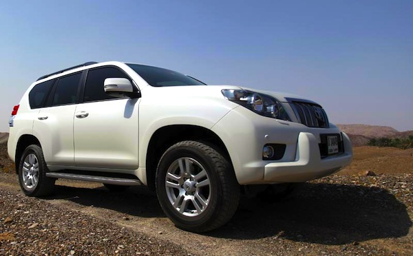 Toyota Prado UAE May 2012c