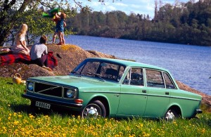 Volvo 144 Norway 1971