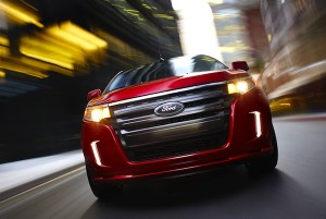 Ford Edge Canada June 2012