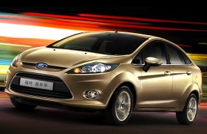 Ford Fiesta Vietnam June 2012