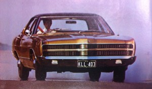 Ford Galaxie LTD Australia 1970