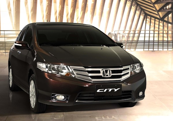 Honda City Pakistan June 2012