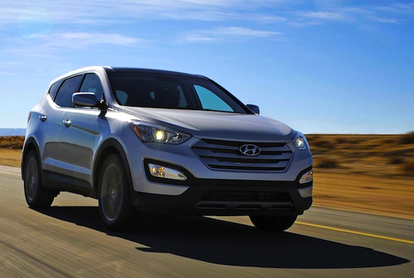 Hyundai Santa Fe World June 2012