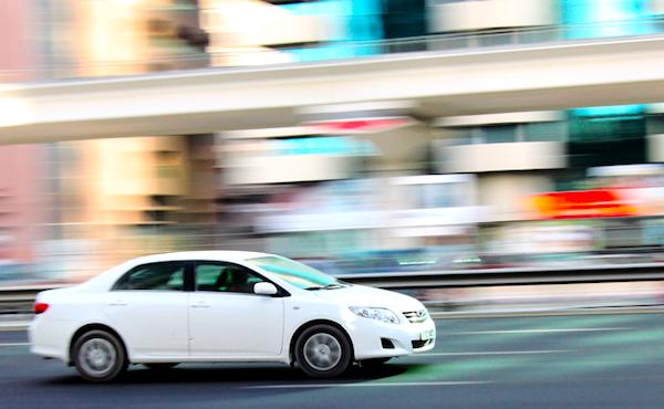 Toyota Corolla GCC May 2012