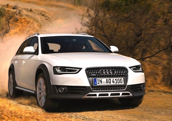 Audi A4 Avant Italy 2013