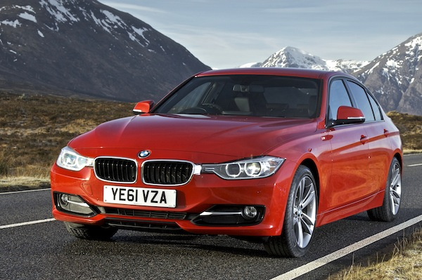 BMW 3 Series World June 2012