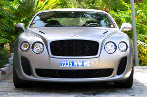 Bentley Continental Monaco 2012