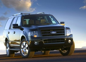 Ford Expedition Gulf June 2012