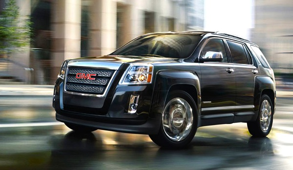 GMC Terrain Saudi Arabia June 2012