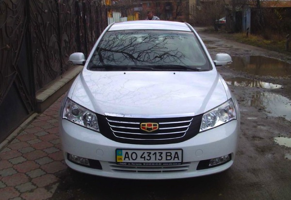 Geely Emgrand EC7 Ukraine July 2012b