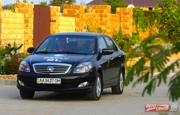 Geely SL Ukraine July 2012b