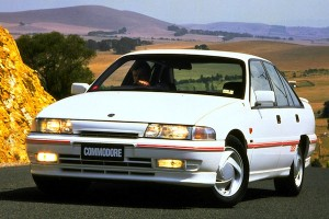 Holden Commodore Australia 1992