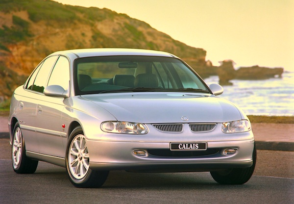 Holden Commodore Australia 1997
