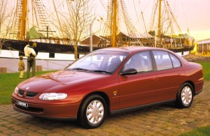 Holden Commodore Australia 1998