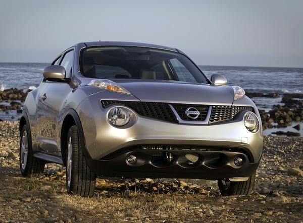Nissan Juke Kuwait June 2012