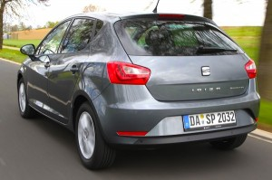 Seat Ibiza Germany July 2012