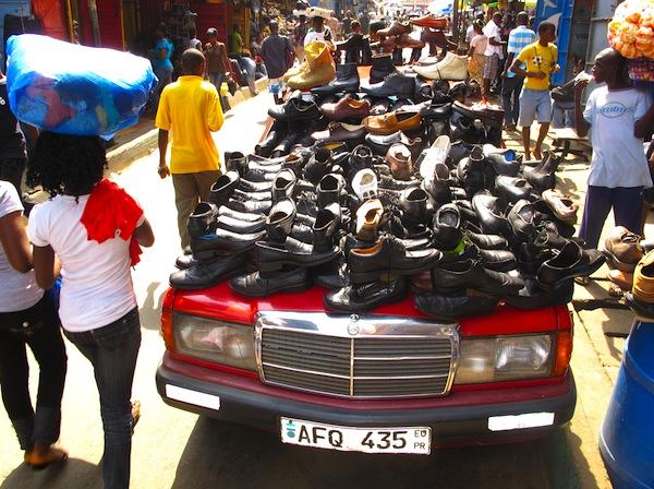 Car Sales Freetown Sierra Leone