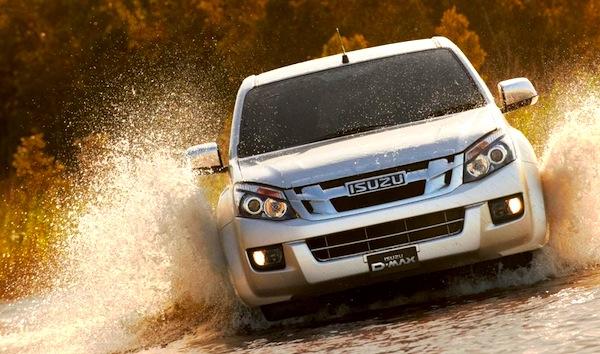 Kenya May 2012: Isuzu Pick-up dominates models ranking