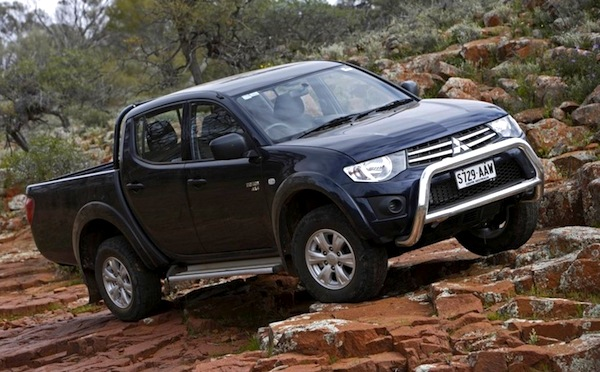 Gabon 2011: Toyota And Mitsubishi Take Up Half The Market