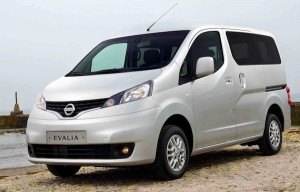 Nissan Evalia Indonesia August 2012
