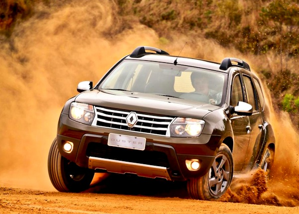 Renault Duster India March 2014