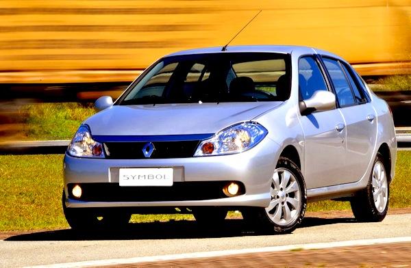 Renault Symbol Tunisia August 2012