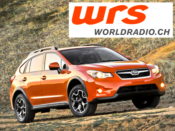 Subaru XV World Radio Switzerland September 2012