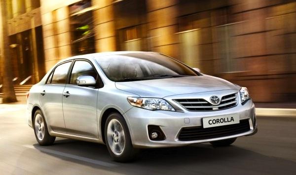 Toyota Corolla Venezuela February 2015