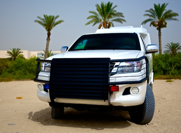 Toyota Hilux UAE July 2012b