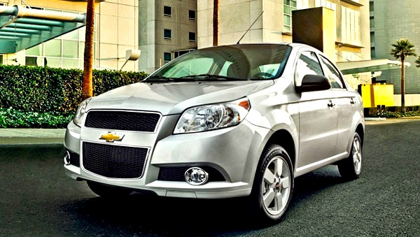 Mexico Full Year 2013 Chevrolet Aveo And Vw Clasico On Top Best