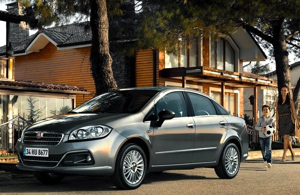 Fiat Linea Turkey August 2012