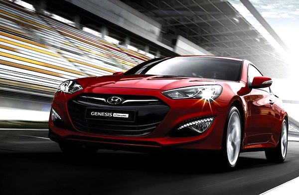 Hyundai Genesis Coupe Oman August 2012