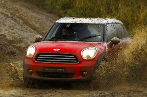 Mini Countryman UK September 2012
