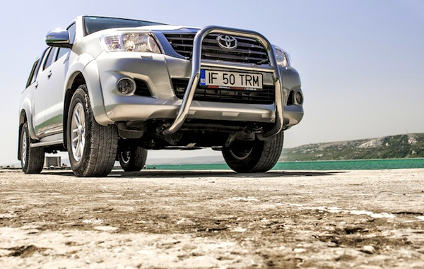 Toyota Hilux South Africa 2013