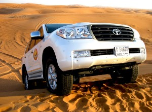 Toyota Land Cruiser Oman August 2012
