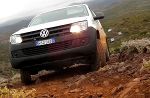 VW Amarok Australia September 2012. Picture courtesy of The Motor Report