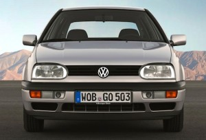 VW Golf Germany 1993