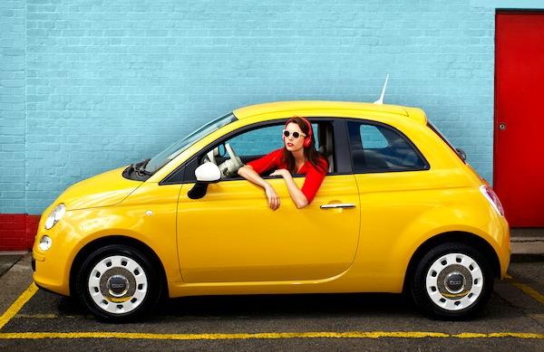 Fiat 500 UK 2013