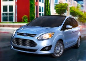 Ford C-Max USA October 2012