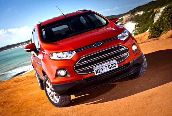 Ford Ecosport World April 2013