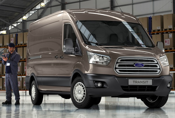 Ford Transit Turkey September 2014