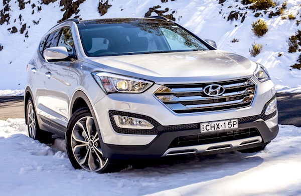 Hyundai Santa Fe New Zealand