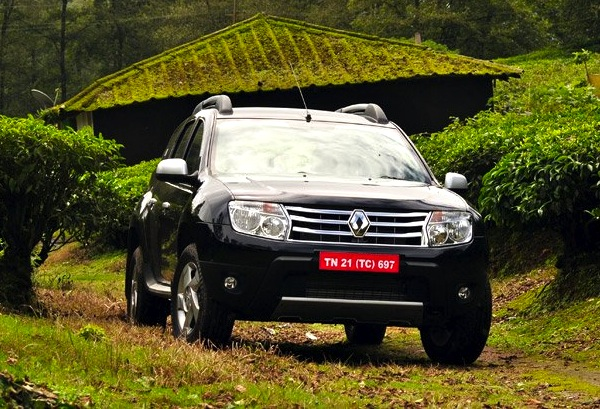 Renault Duster India October 2012 Picture by Yahoo India News