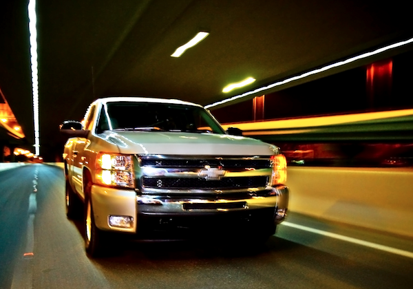 Chevrolet Silverado Kuwait September 2012