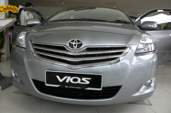 Matt's blog » Brunei 2012: Toyota Vios and Kia Cerato most popular