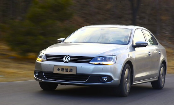 VW Sagitar World September 2012. Picture courtesy of auto.sohu.com