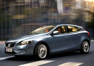 Volvo V40 Netherlands October 2012
