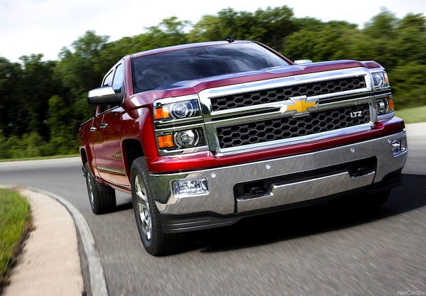 Chevrolet Silverado World July 2013