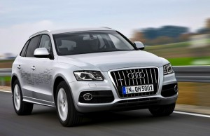 Audi Q5 Germany November 2012